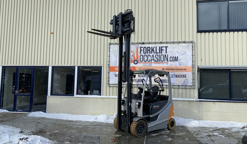 STILL RX60-30 Duplex Freelift Vorkversteller Sideshift full