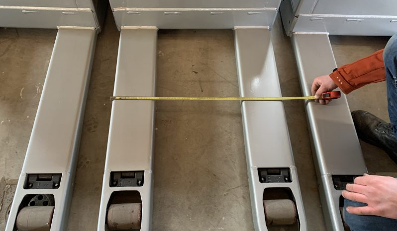 (5) STILL EXU 18 met accuwisselaar (Blok pallet) Inclusief Acculader full
