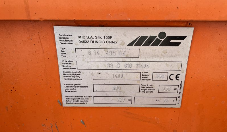 MIC G14 Inclusief Acculader full