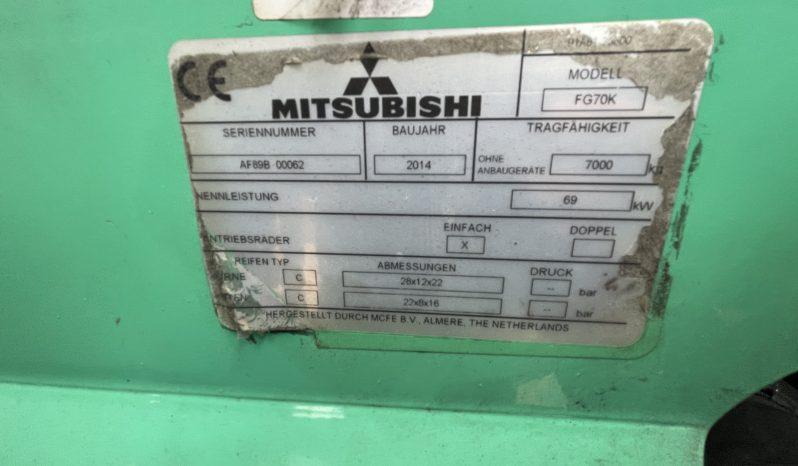 Mitsubishi FG70K Spacesaver full
