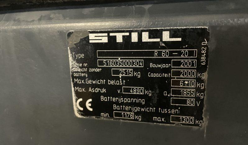 STILL R60-20 i full